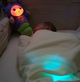 Our own little glowworm